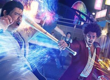 《如龙7》公开新游戏截图与玩法情报