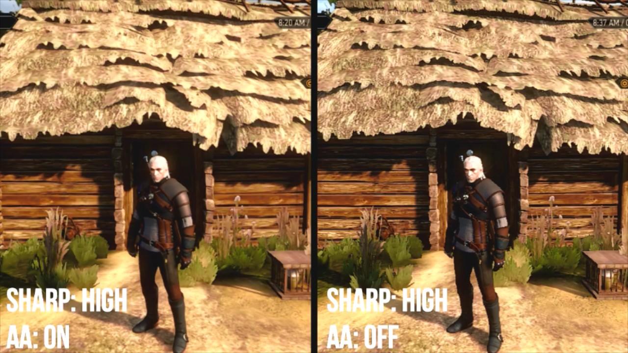 Switch版《巫师3:狂猎》进行3.6版本大更新