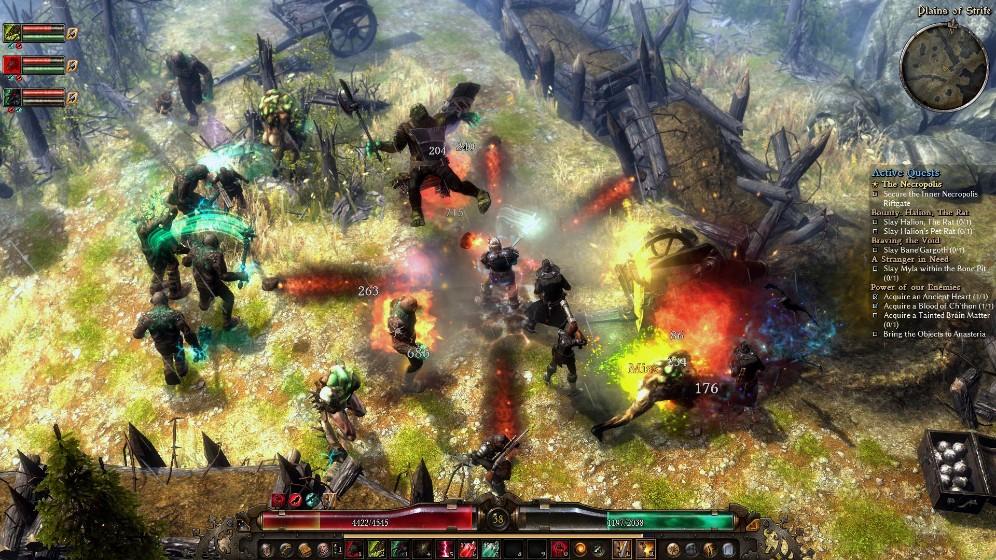《恐怖黎明》剑圣加点及星座装备选择攻略