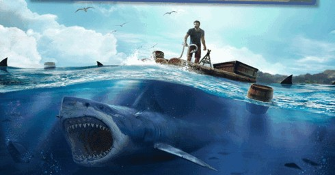 木筏求生鲨鱼什么时候刷?鲨鱼刷新机制介绍