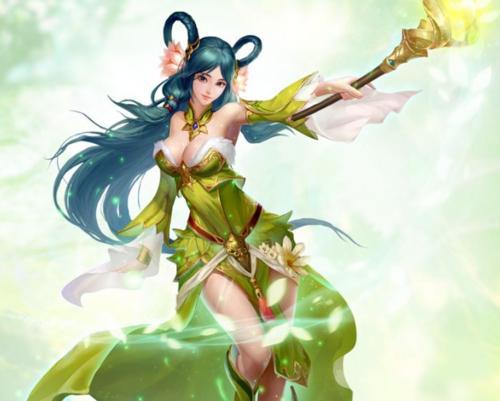 神武玩家经验分享 教新手玩家怎么玩龙宫职业