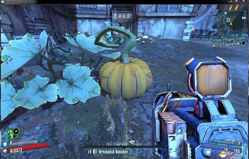 《无主之地2》各类武器使用心得