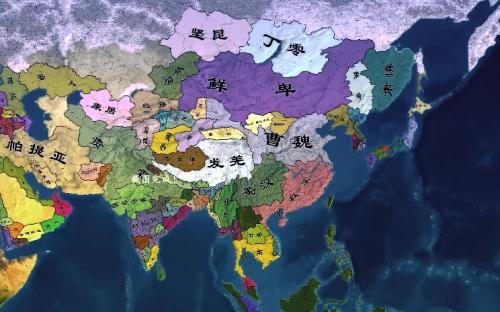 欧陆风云4增加国家威望的方法