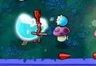 《植物大战僵尸》冰冻蘑菇有什么效果 冰冻蘑菇