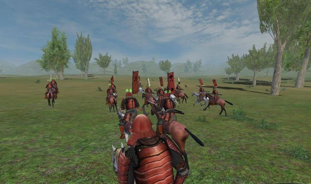 《骑马与砍杀》1级单刷100斯瓦迪亚骑士视频