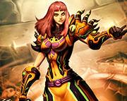 炉石传说冒险模式英雄黑女巫法琳娜攻略