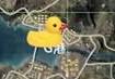 《和平精英》小黄鸭空投箱位置介绍