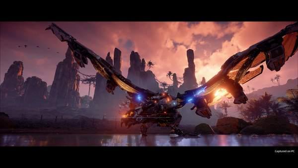 《地平线:零之黎明》开启Steam预载 PC版70GB