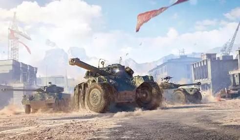 巨兽进化格局重塑《坦克世界》平衡性调整直击