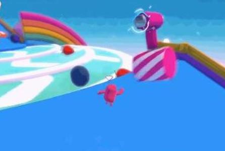 《糖豆人》游戏关卡添加新内容 命运大锤一招击