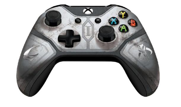 Xbox One《星球大战:曼达洛人》主题限定手柄亮相