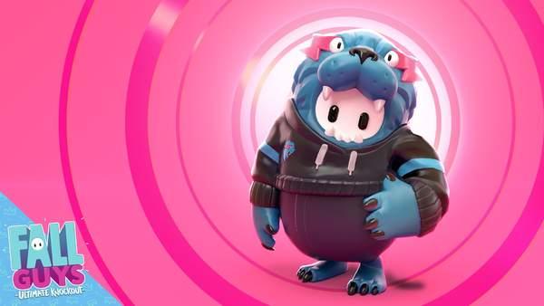 《糖豆人:終極淘汰賽》野獸先生專屬皮膚周六
