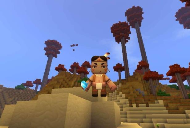 迷你世界:游戏版本重磅更新,推出热带雨林游戏模式,获一片好评!