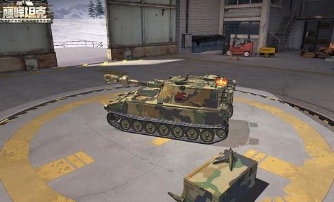 《巅峰坦克》新版本降!
