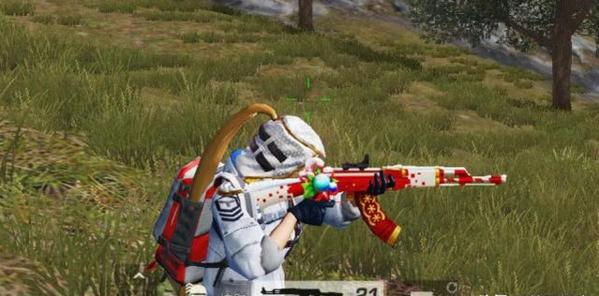 荒野行动拥有AK称号的枪械盘点