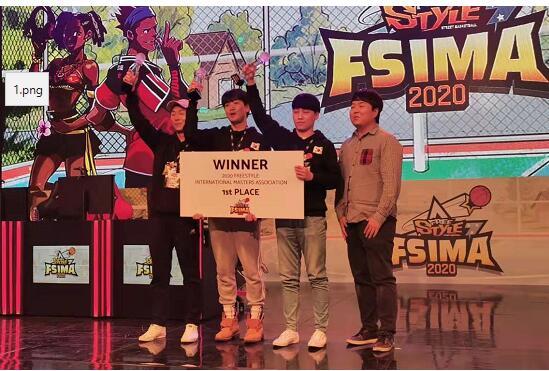 韩国队卫冕 《街头篮球》国际大师赛中国队无缘