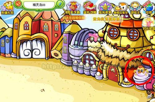 奥比岛小鸡派对搜集令 奥比岛梦想绝版搜集令小鸡派对