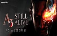 大逃杀MMORPG《A3》手游将于22日公开新内容