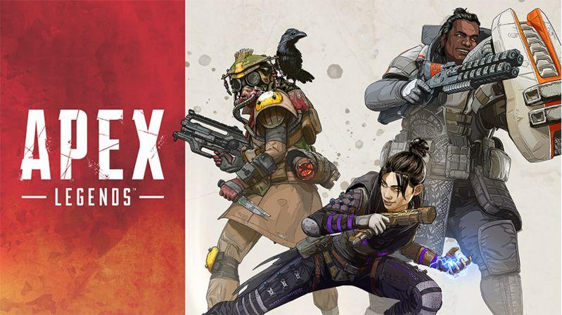 EA预计将在2021年内推出《Apex英雄》手游版本