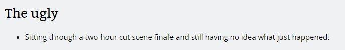 《死亡搁浅》存在超长时间过场动画 结局CG或达