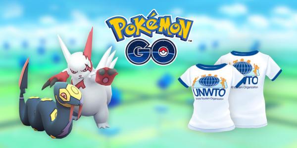 "《Pokemon GO》明日将举办""世界旅游日""活动"