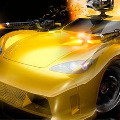 酷炫游戏汽车壁纸
