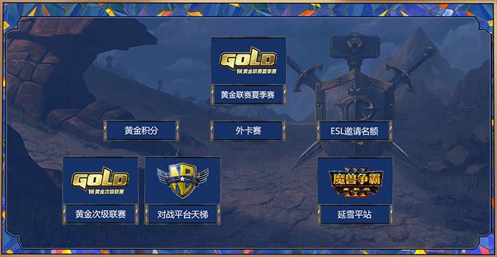 2020《魔兽争霸III》黄金联赛夏季赛征程开启