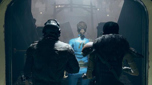 《辐射76》DLC废土人Steam上架 支持繁体中文