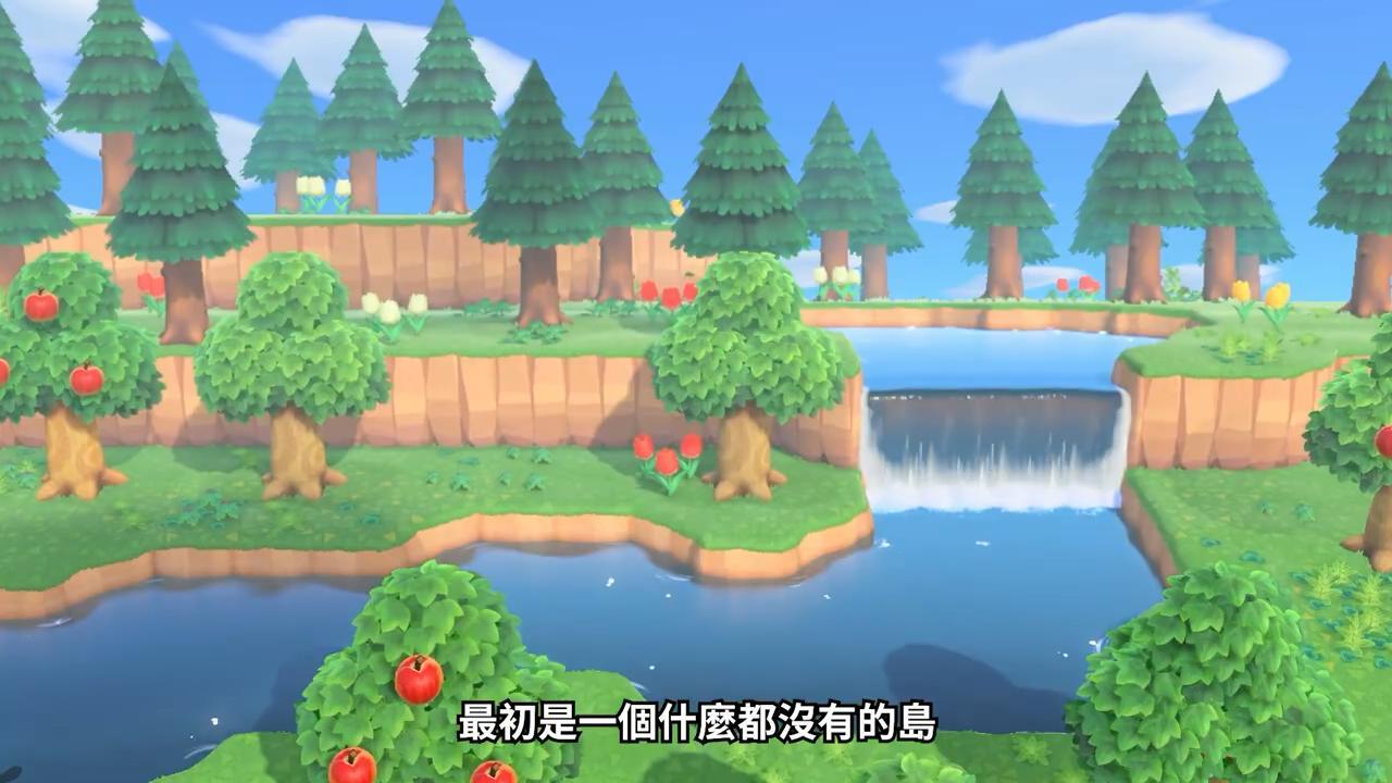 《集合啦!动物森友会》家具篇中文宣传欣赏