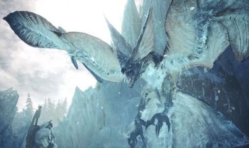 怪物猎人世界冰原冰呪龙常见招数及打法心得