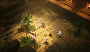 《我的世界:地下城》新开发者日志 本作游戏背