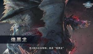 《怪猎冰原》新开发者日志 历战王溟波龙、煌黑