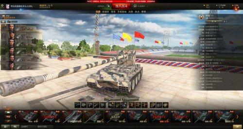 坦克世界9环蛐蛐教你黑枪教你狗斗攻略