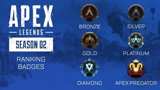 《Apex英雄》排位赛机制详解