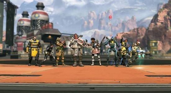 《APEX英雄》武器英雄选择与实战技巧
