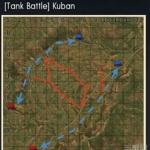 战争雷霆陆战地图Kuban(库班)怎么玩?