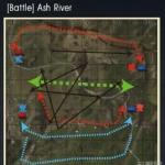 战争雷霆陆战地图Ash River(灰烬之川)怎么玩?