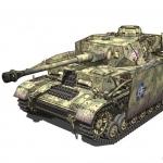 战争雷霆德系四号坦克打法教学 德系新手推荐四