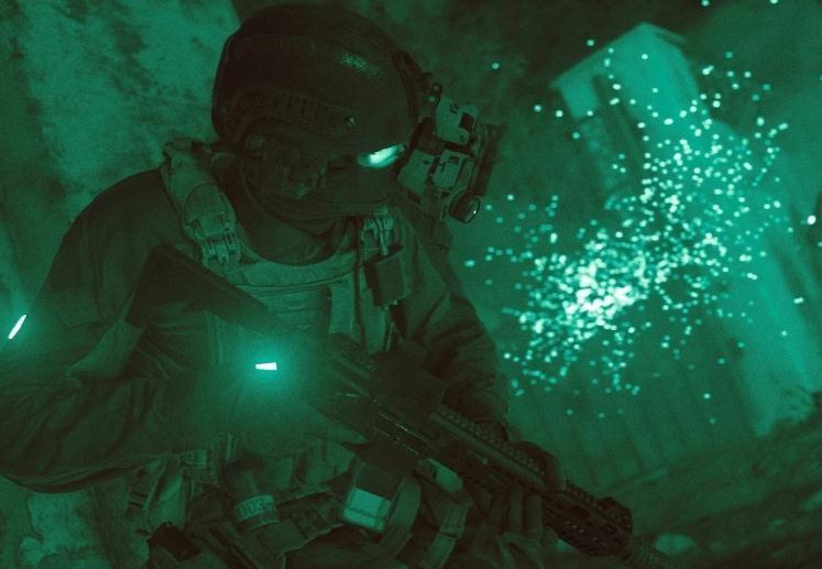 《使命召唤16:现代战争》画面模糊解决办法
