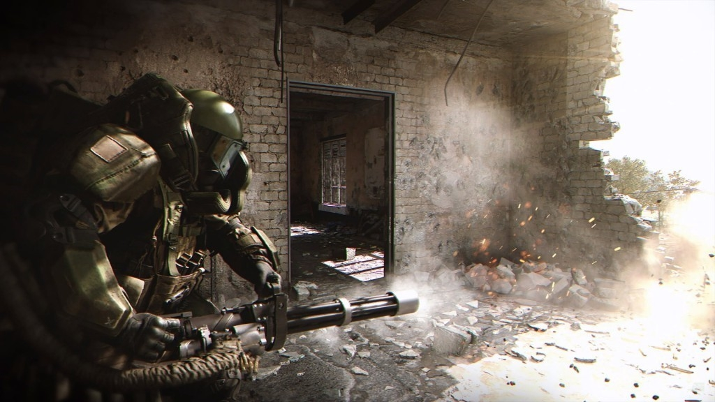 《使命召唤16》灵活M13玩法与枪械配件选择心得