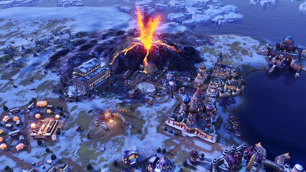 《文明6:风云变幻》相比原版改动总结