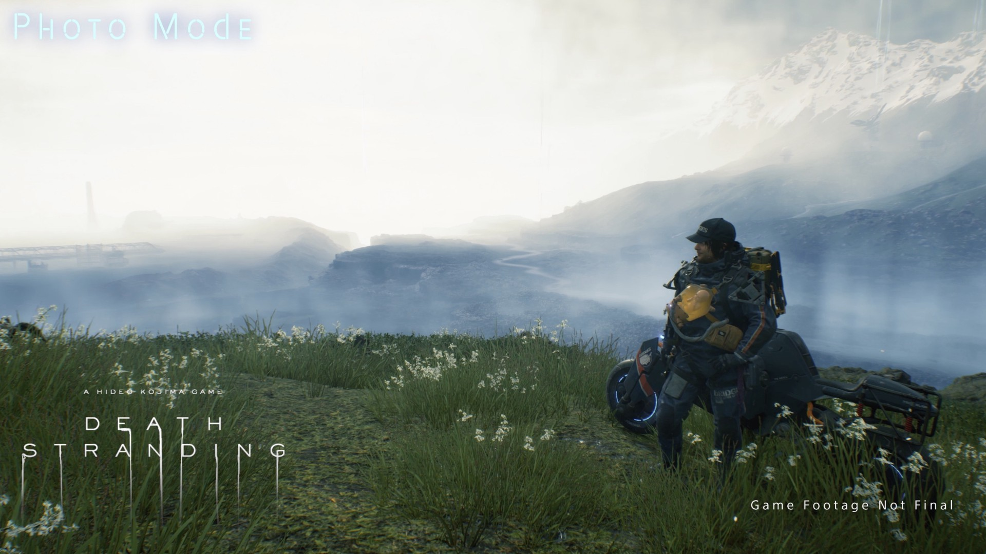 《死亡搁浅》更新下载开放 游戏加入照相模式