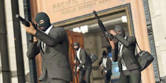 《GTA5》全抢劫任务安全不死打法攻略