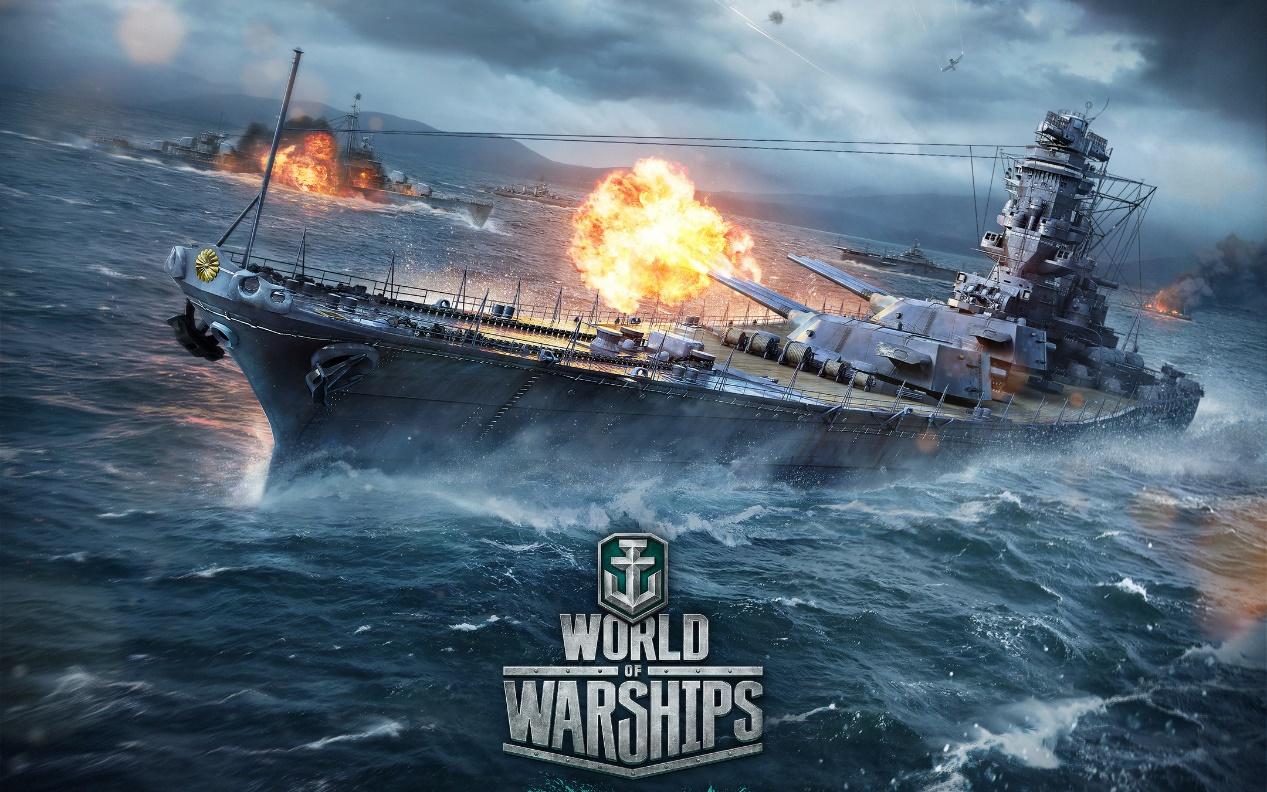 战舰世界确定目标后鱼雷发射前准备
