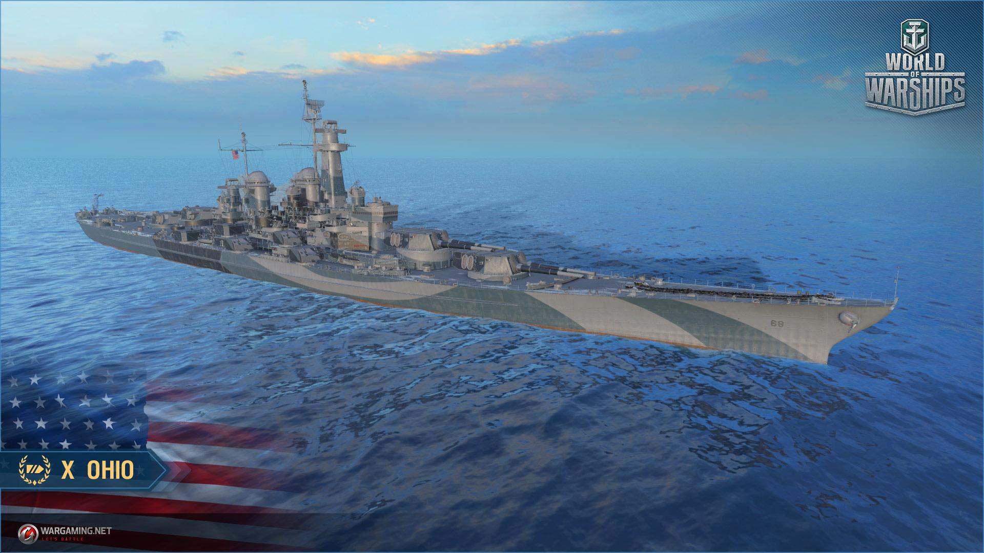 战舰世界战列舰加点教学