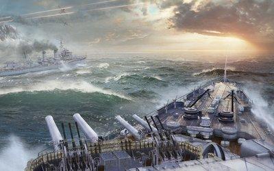 战舰世界单人玩家生存指南