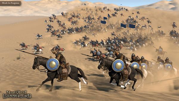 Steam一周销量榜 《骑马与砍杀2:霸主》夺得冠军