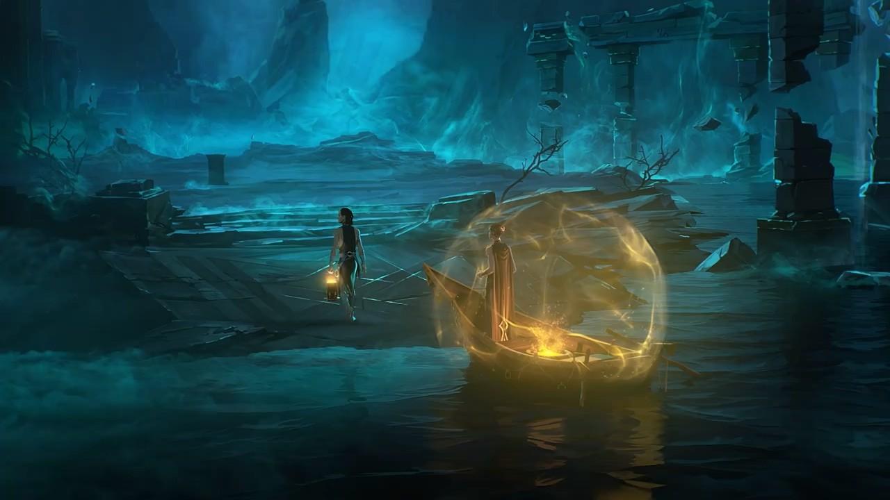 《英雄联盟》新动画短片发布 揭秘暗影岛真相
