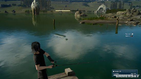 《最终幻想15》希吉拉的恶魔支线任务攻略
