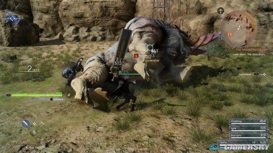 《最终幻想15》料理装备与战斗技巧汇总